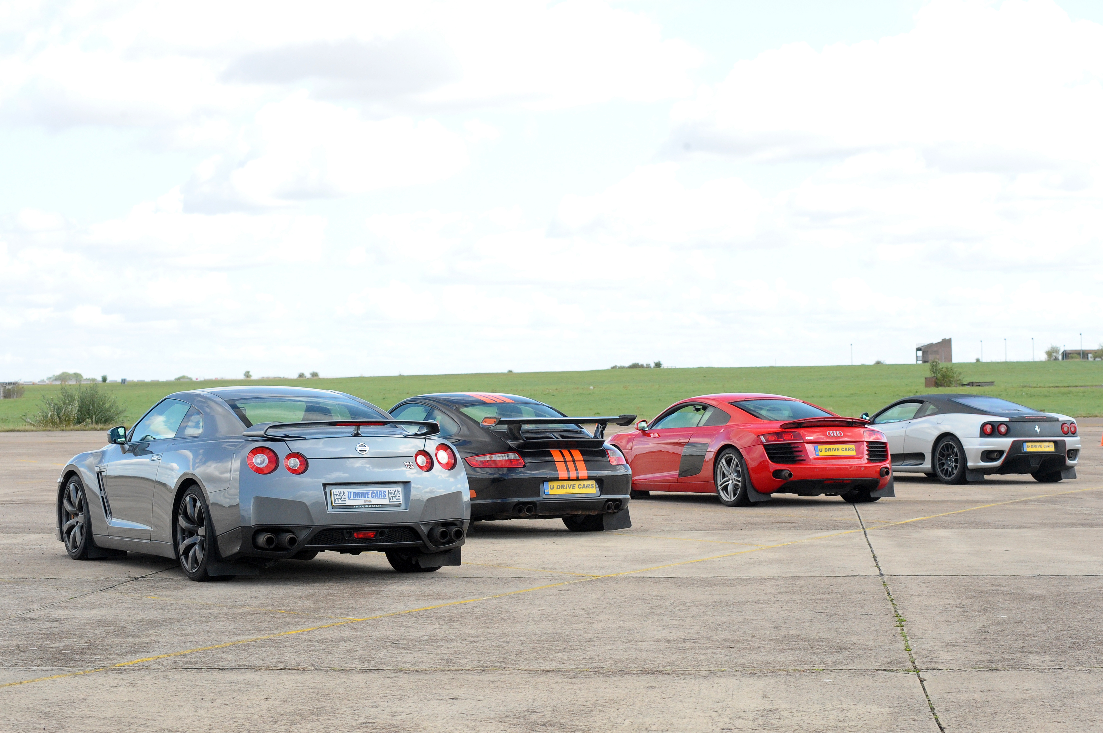 Super cars line up rear.jpg
