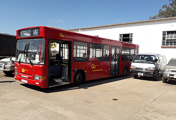 Zambia Bus