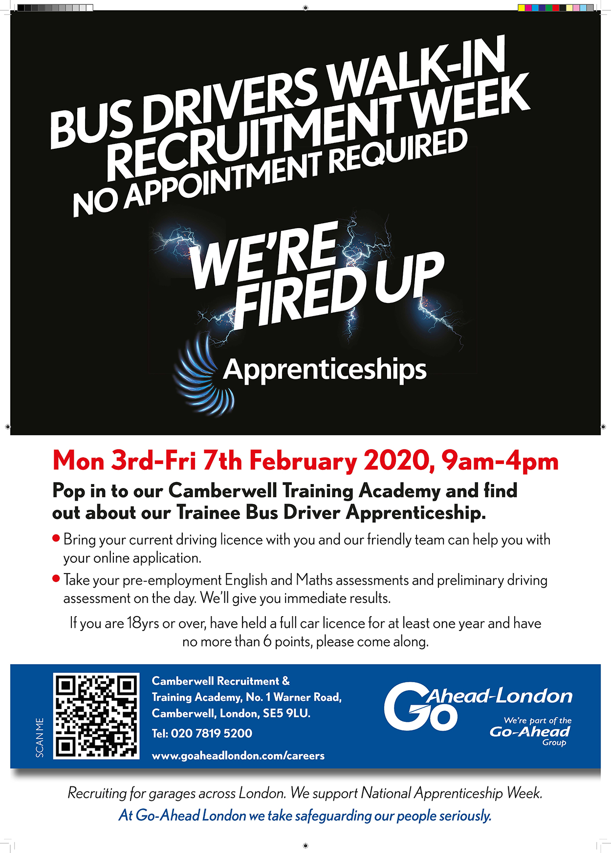 Apprenticeship Recruitment Week