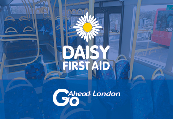 Go-Ahead London Partners With Daisy First Aid